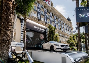 Mercedes-Benz and Mercedes-AMG at the Cannes Film Festival