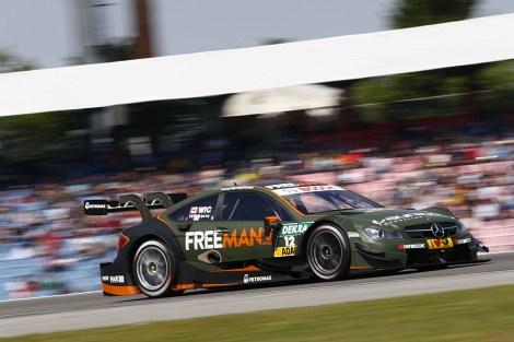 DTM 2014: Round 1, Hockenheim