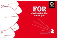 smart FOR brand campaign 2014