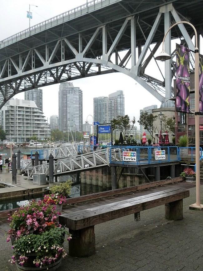 Granville Island Market in Vancouver