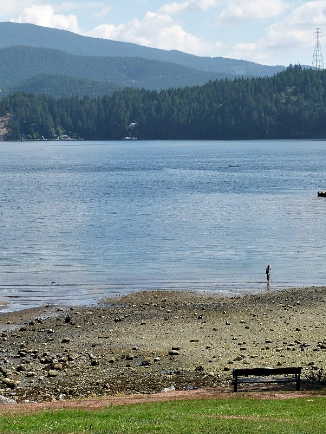Deep Cove in Vancouver