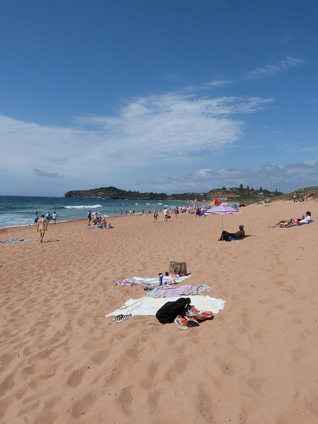Mona Vale Beach on Sydney's Northern Beaches - one of the 30 Reasons Why I Love Sydney