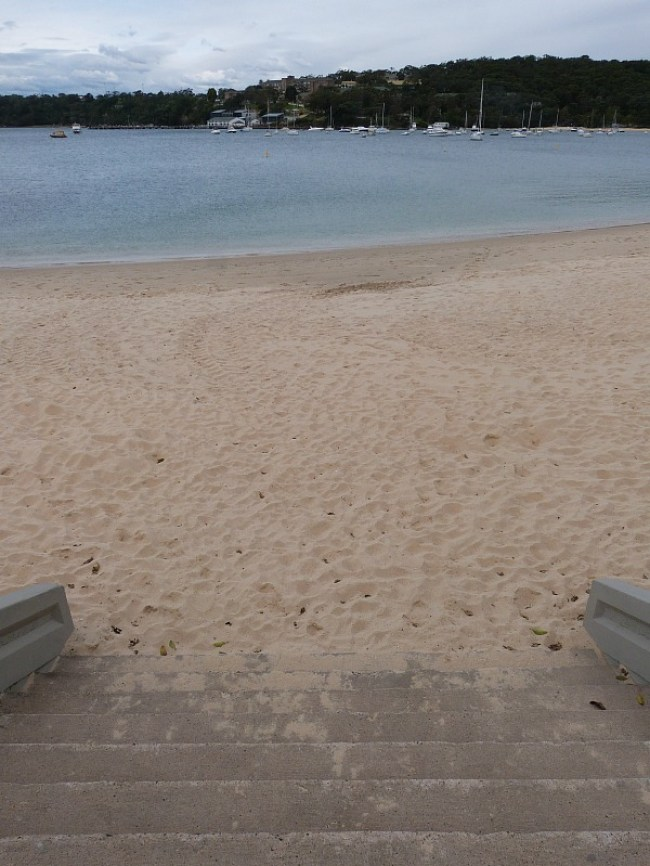 Beautiful Balmoral Beach - one of the 30 Reasons Why I Love Sydney