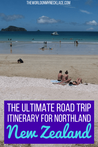 Ultimate Northland Road Trip Itinerary