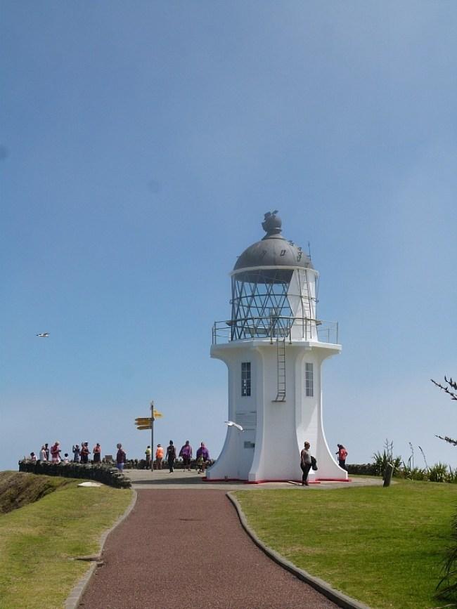Cape Reinga in New Zealand