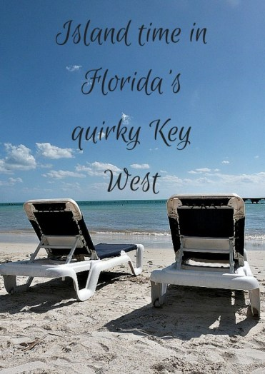 Island time on quirky Key West