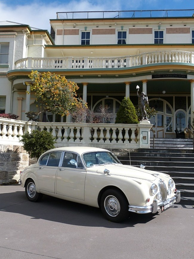 The Carrington Hotel in the Blue Mountains for Yulefest celebrations