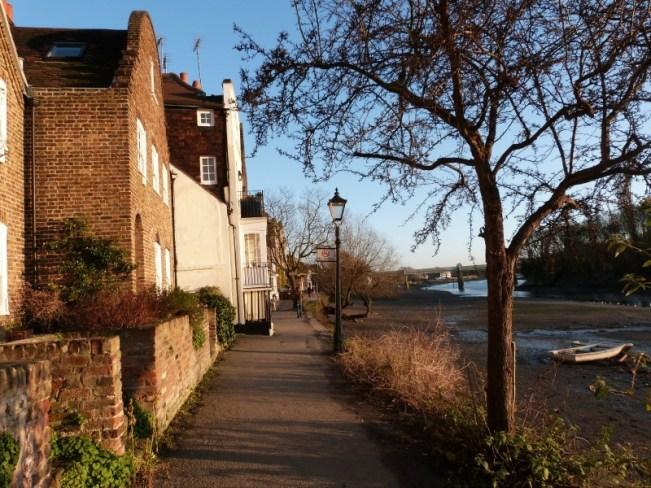 Beautiful Kew Bridge, London - a place I will always return to