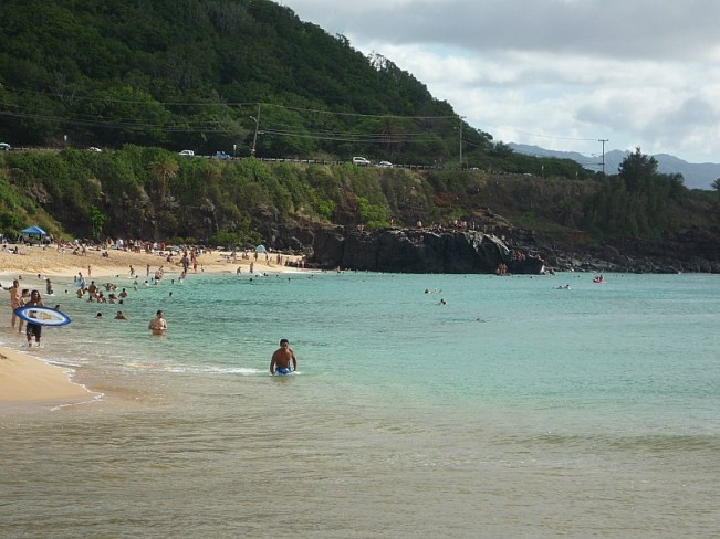 Waimea Bay in Hawaii - a very special place to me