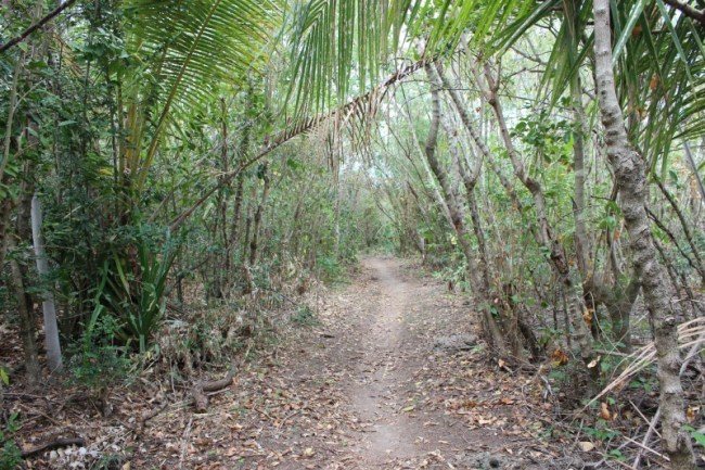 Hiking the Yasawa Islands of Fiji