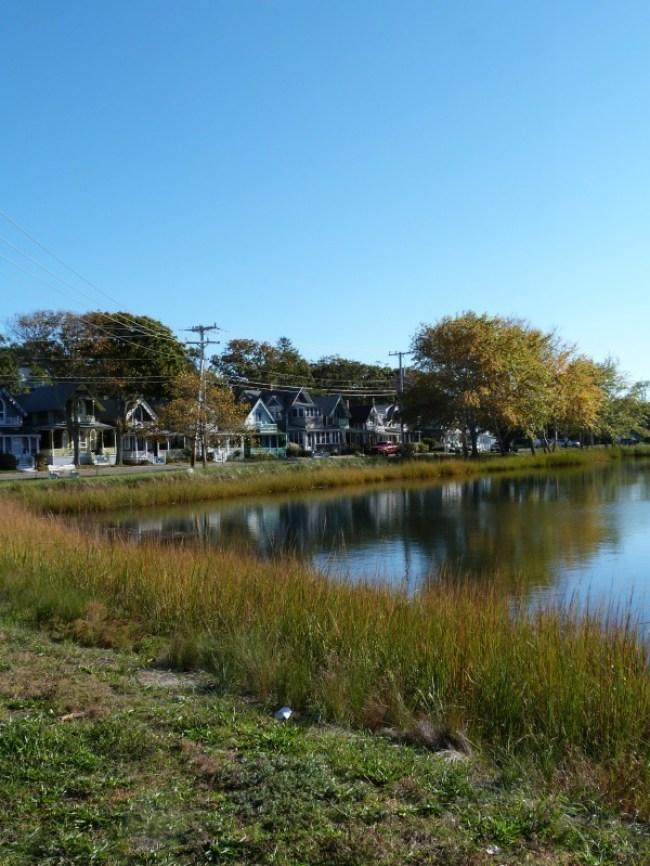 Oak Bluffs on Martha's Vineyard