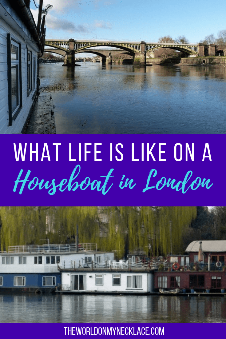What Life is Like on a Houseboat in London