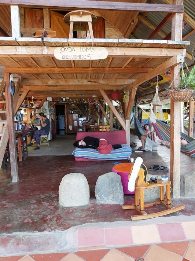 Our excellent hostel in Minca, Colombia - one of the 10 Best Offbeat Places in South America