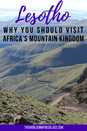 Lesotho: Why you should visit Africa's Mountain Kingdom