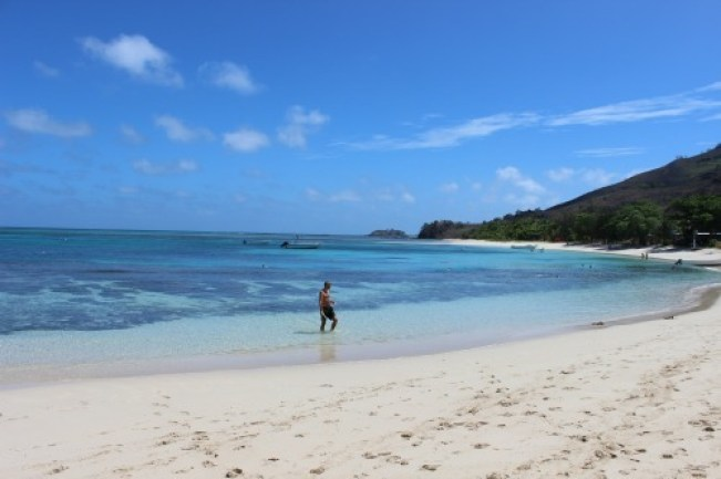 Finding Paradise on Nacula Island in Fiji - a travel highlight of 2014