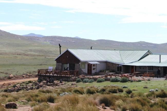 Sani Mountain Lodge in Lesotho