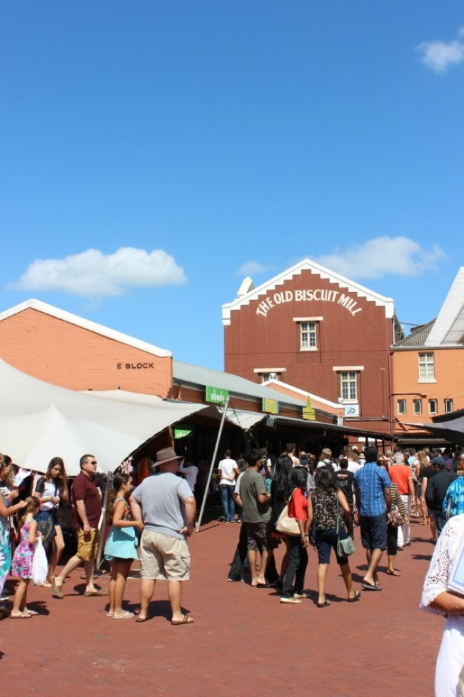 Neighbourhood Goods Market in Cape Town - one of the best places to visit in Cape Town