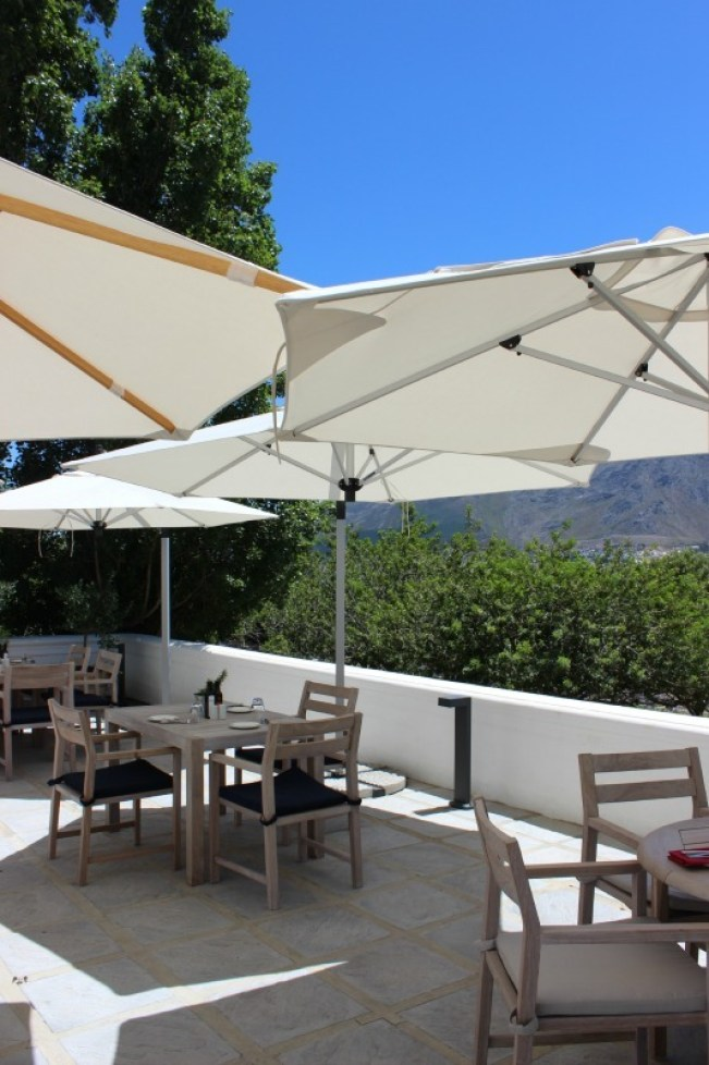 Mont Rochelle Winery in the Cape Winelands
