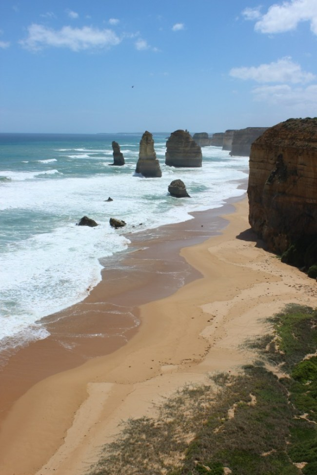 The Twelve Apostles on Australia's Great Ocean Road