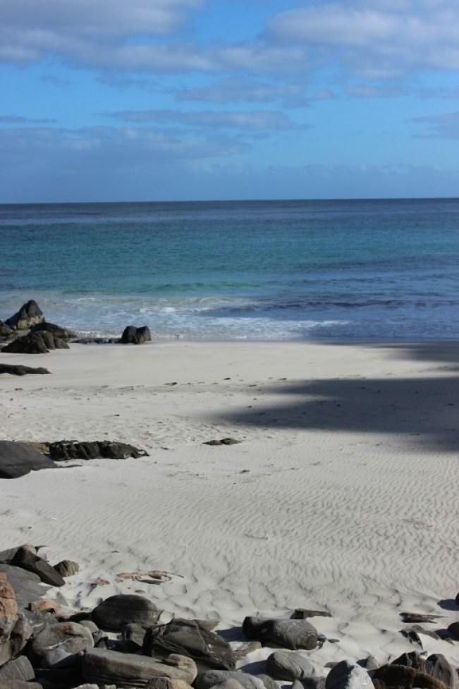 Harvey's Return, a Kangaroo Island beach