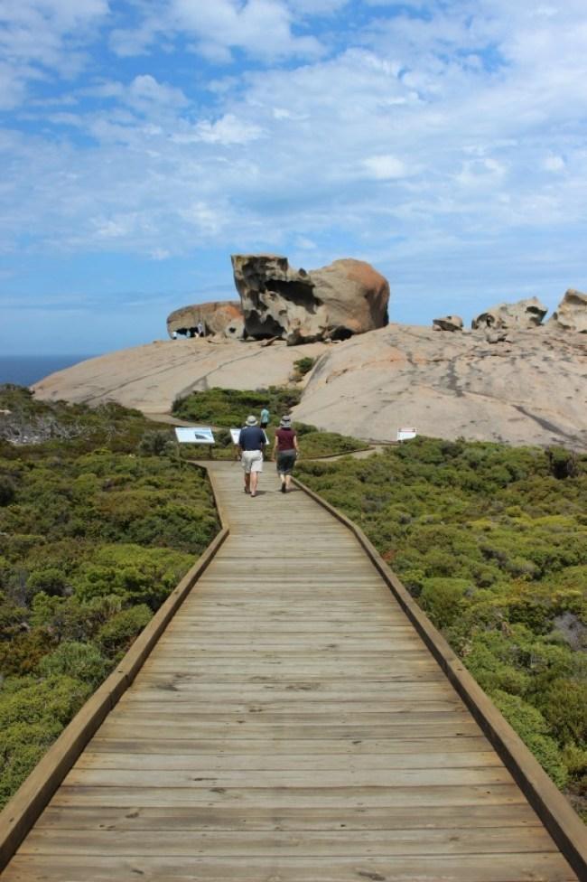 Remarkable Rocks on Kangaroo Island
