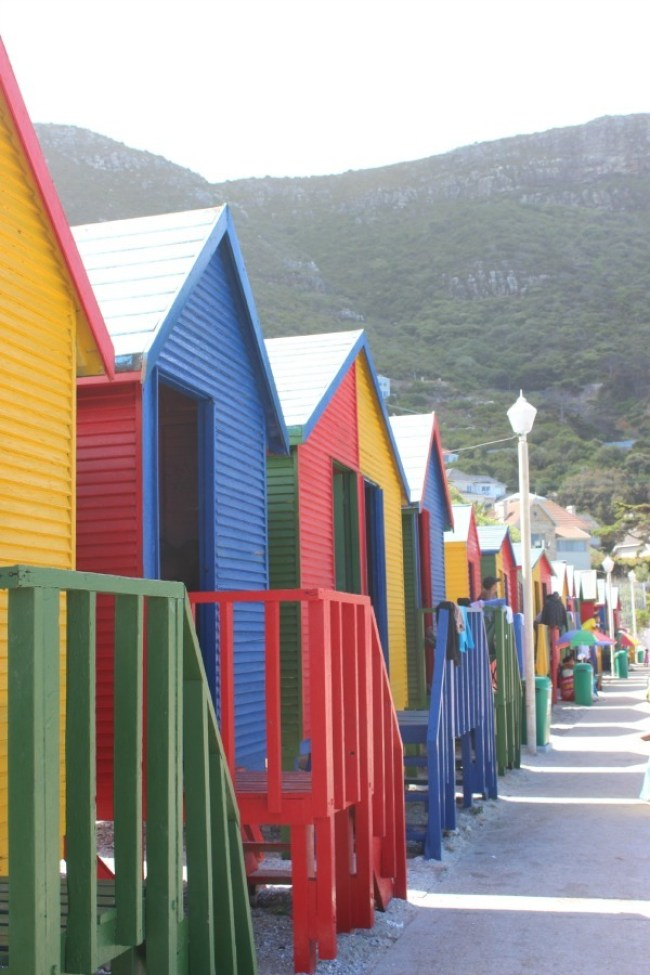 St James Bathing huts in St James South Africa