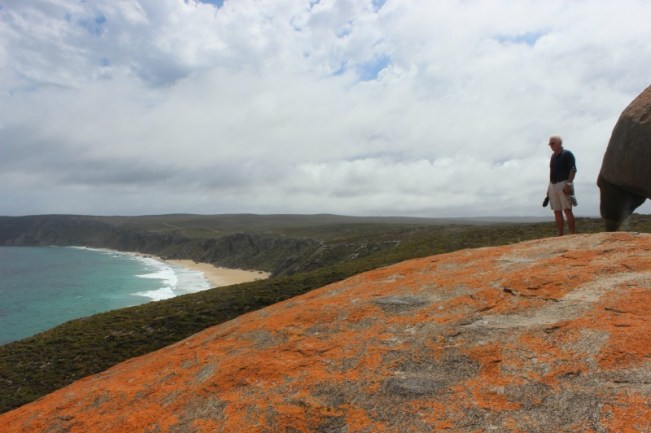 The Remarkable Rocks on Kangaroo Island