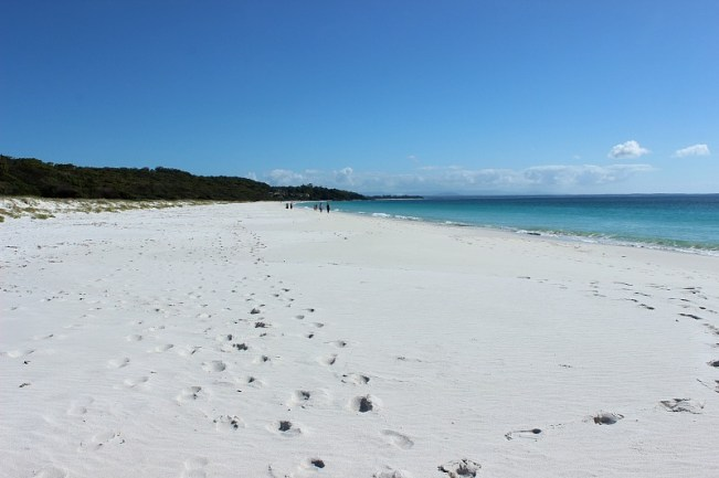 Amazing Hyams Beach