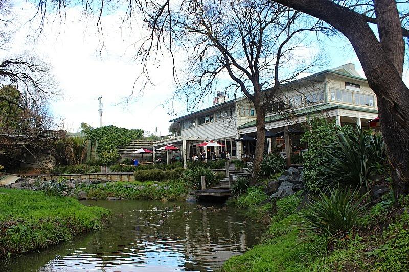 Matakana Riverside in North Auckland