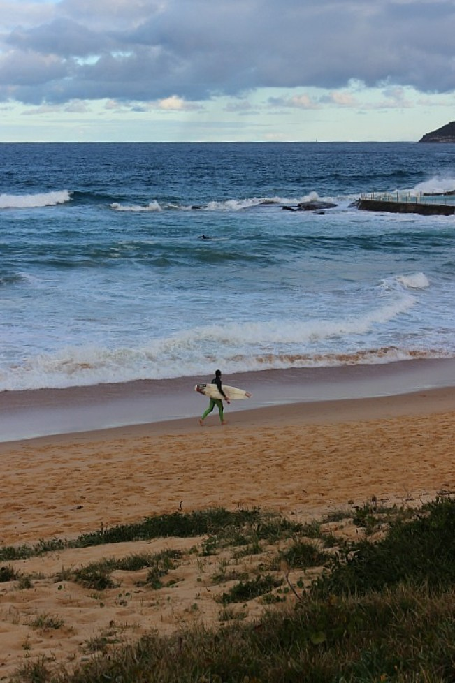South Curl Curl on the Dee Why to Manly walk - one of the best Sydney walks