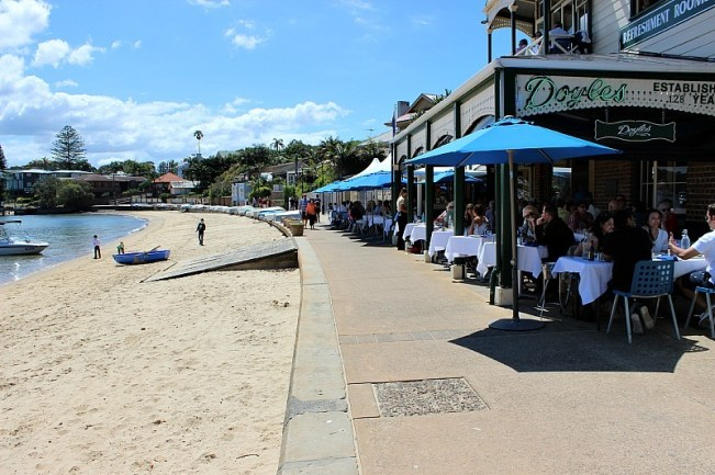 Rose Bay to Watson's Bay walk - one of the best Sydney walks