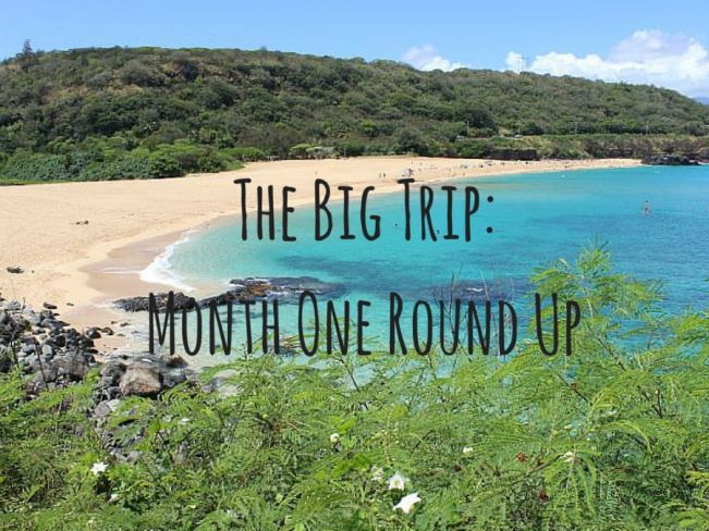 Digital Nomad Life: Month One Round Up