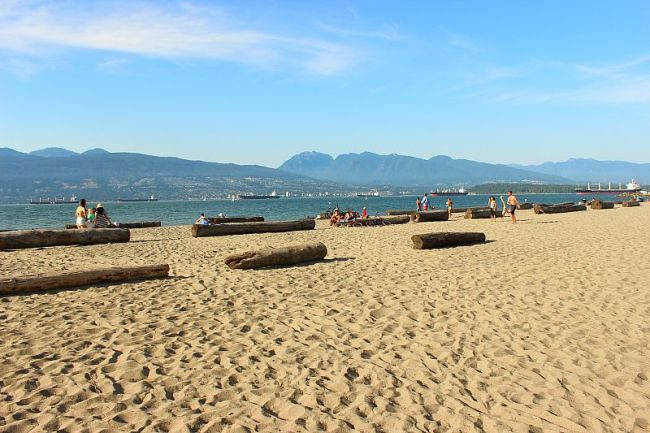 The Best Vancouver Itinerary: 4 Days in Summer. Locarno Beach - a perfect place to spend summer in Vancouver