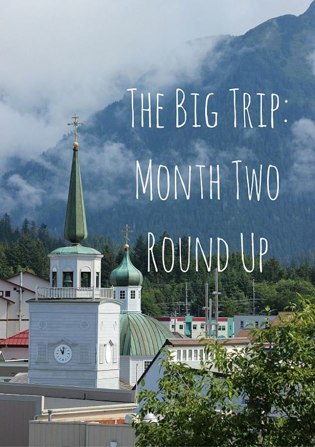 Digital Nomad Life: Month Two Round Up