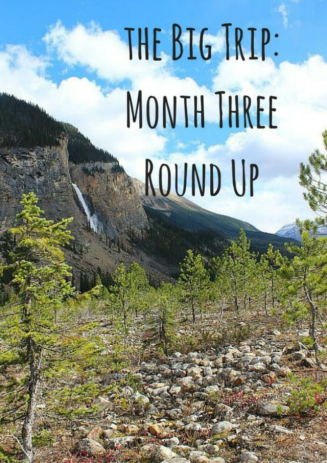 Digital Nomad Life: Month Three Round Up