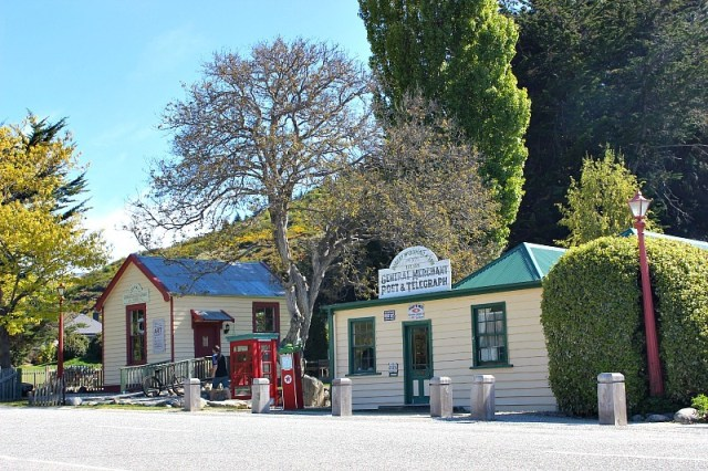 Downtown Cardrona - an Otago icon