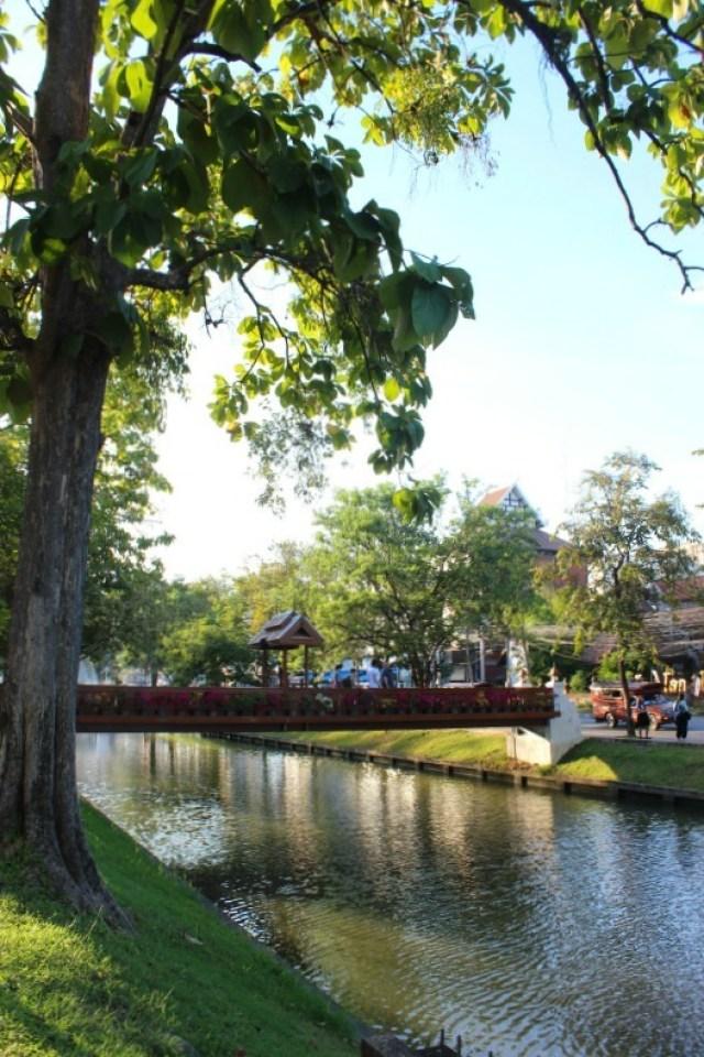 Riverside Chiang Mai, Thailand