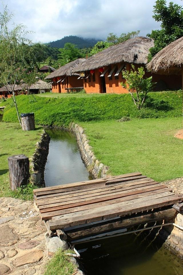 Yunnan Village in Pai, Thailand