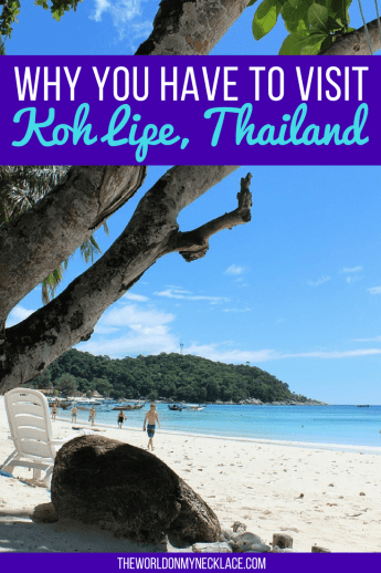 Why you have to visit Koh Lipe, Thailand