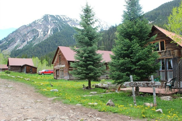Crystal Ghost Town in Colorado during month 12 of digital nomad life