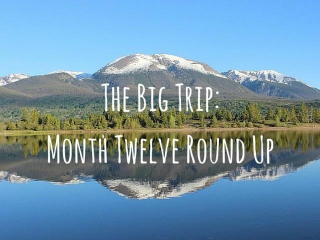 Month Twelve of Digital Nomad Life