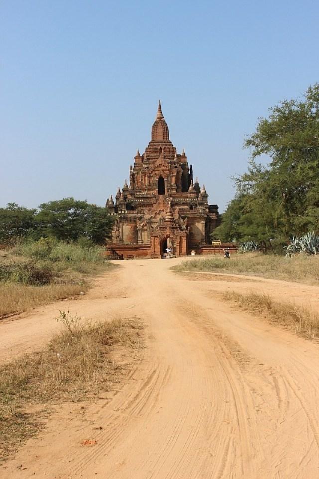 Tayok Pye Paya - one of my favorite Bagan pagodas