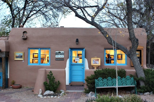 Exploring Santa Fe during month 17 of digital nomad life
