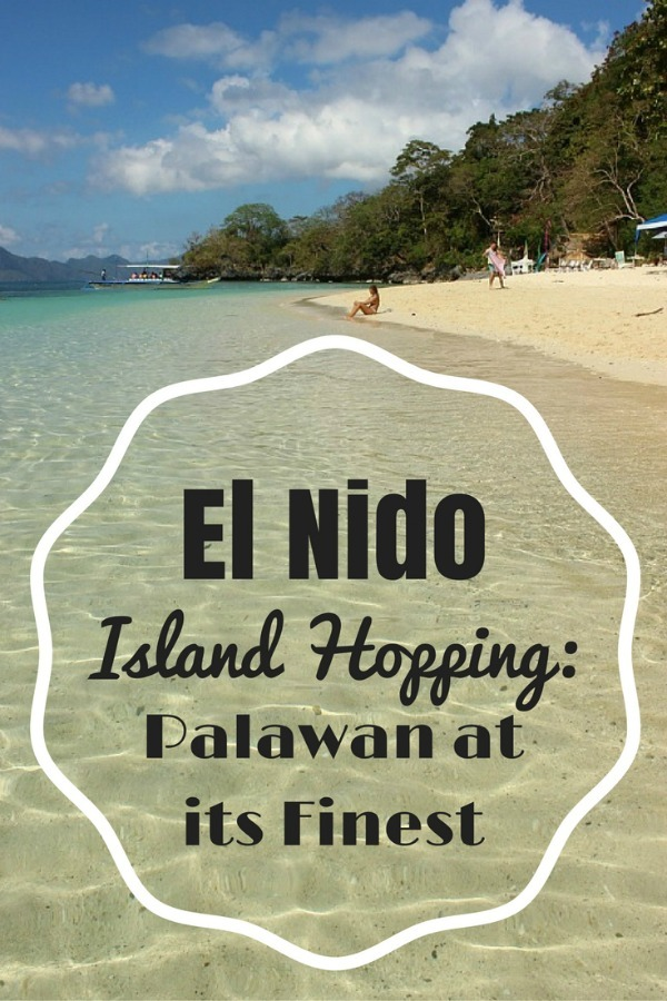 El Nido Island Hopping- Palawan at its Finest