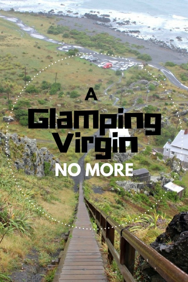 A Glamping Virgin no more
