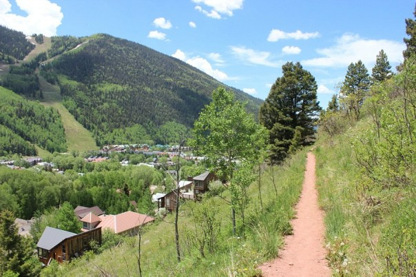 Hiking in Telluride Colorado, the best mountain town in Colorado
