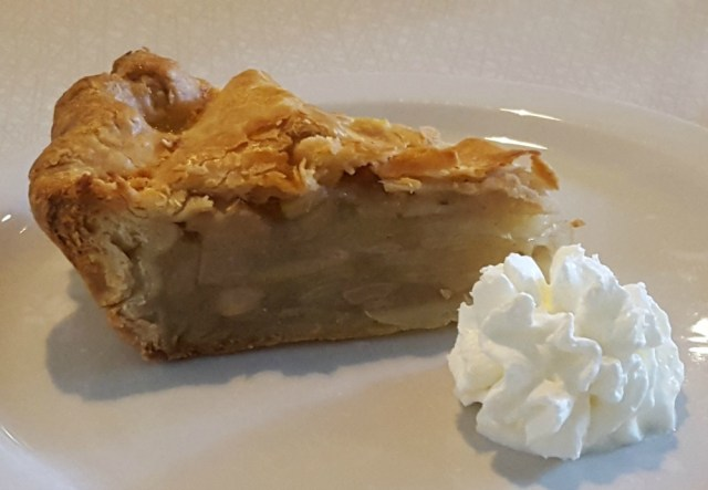 Pie from Acme Cafe in Vancouver, Canada - eaten during month twenty four of digital nomad life
