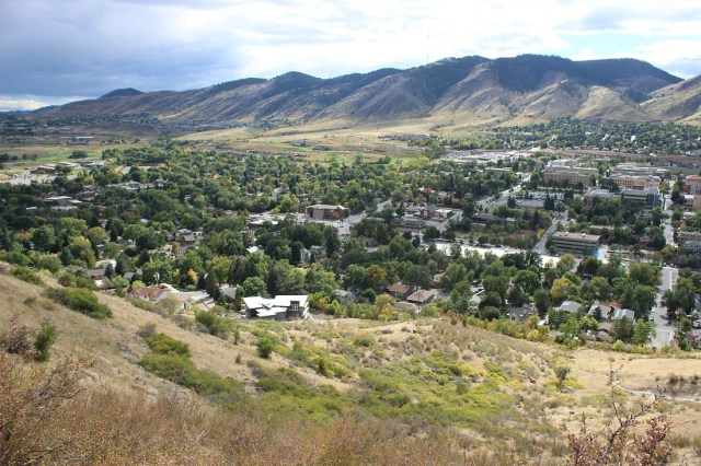 Hiking in Golden near Denver - a great add on to a 3 days in Denver itinerary