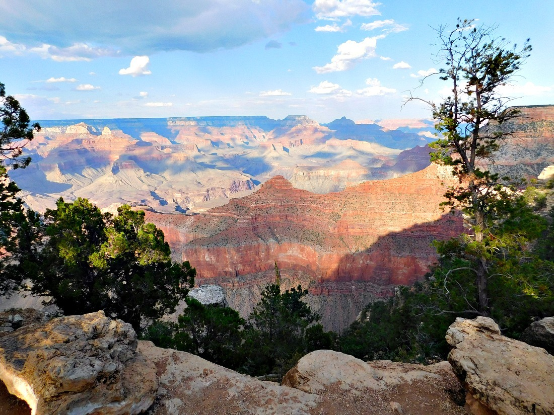 We visited the Grand Canyon during month 27 of Digital Nomad Life
