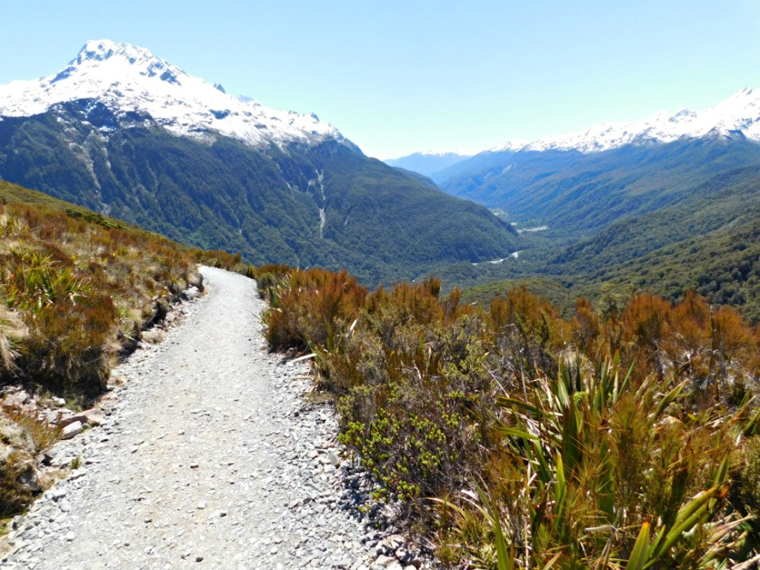 Hiking to Ben Lomond Summit from Queenstown during month twenty nine of Digital Nomad Life
